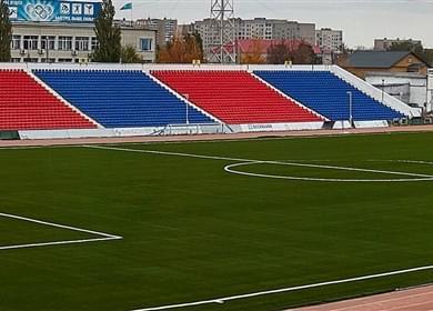 grama sintética pavlodar stadium cazaquistão