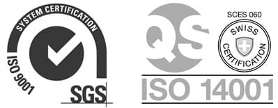 SGS - ISO 14001 Certificações