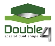 Logótipo Double4